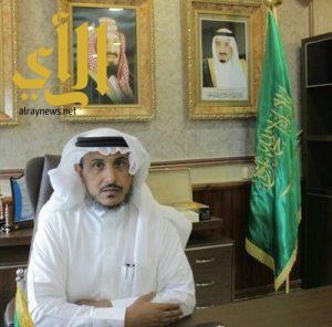 مدير تعليم ألمع يعزي القيادة في وفاة الأمير منصور بن مقرن و مرافقيه