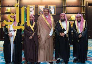 الأمير حسام بن سعود يطلع على أعمال ومنجزات هيئة الأمر بالمعروف والنهي عن المنكر بالمنطقة