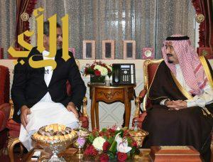 رئيس وزراء باكستان يزور المملكة العربية السعودية