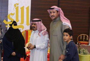 اختتام فعاليات معرض النخبة والجمال بحضور الدكتور حمد القاضي