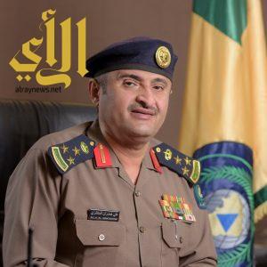 المنتشري مديراً للدفاع المدني بمنطقة الباحة