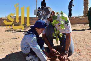 الكشافة تُطلق مرحلة جديدة من المشروع الكشفي لنظافة البيئة وحمايتها