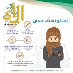 الصحة تدعو إلى الحرص على غسل اليدين للحد من إنتشار العدوى في الشتاء