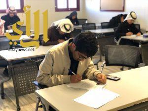 15 طالبا في اختبارات الأولمبياد العلمي بتعليم عسير