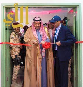أمير منطقة الباحة يدشن ملتقى يوم المهنة التقني
