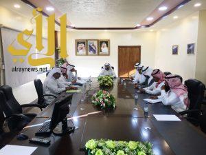 """""""كدوان"""" يترأس الاجتماع الثاني لجائزة الدكتور علي الألمعي للتفوق الدراسي"""