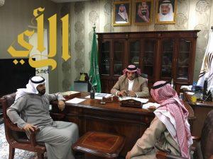 وكالة جامعة الأمير سطام بن عبدالعزيز تؤكد على أهمية تنفيذ المبادرات المجتمعية
