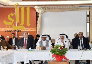 المؤتمر الصحفي لأول زراعة كلى في السعودي الألماني