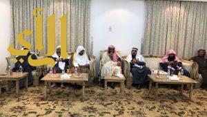 مدير عام فرع وزارة الشؤون الإسلامية بالباحة يزور جمعية تحفيظ القرآن الكريم