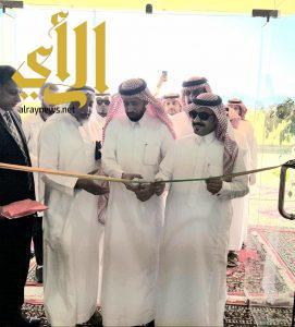 افتتاح مسلخ البلدية النموذجي بمحافظة محايل