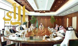 وزير الشؤون الإسلامية يرأس الاجتماع الثاني لمؤسسة أوقاف السلام