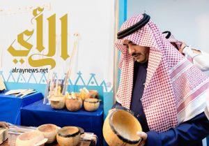 """وكيل إمارة الباحة يشيد بقرية الباحة التراثية..ويؤكد: """"مشرفة لإنسان الباحة"""""""