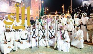 """وسط إشادة إدارة المهرجان """"قرية الباحة التراثية"""" تختتم مشاركتها"""