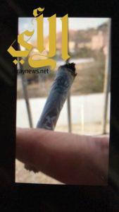 مكافحة المخدرات بالباحة تلقي القبض على مروج يروج لها عبر برنامج الـBBM