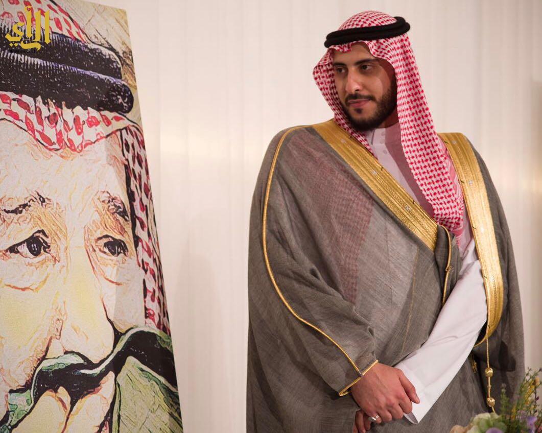 الأمير فهد بن نايف يفتتح فعاليات ولهن بصمة بالرياض صحيفة الرأي الإلكترونية