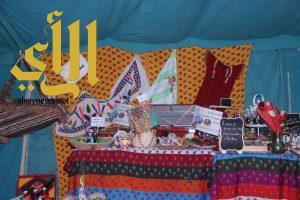طالبات وادي الدواسر يحاكينا المهرجان الوطني للتراث والثقافة