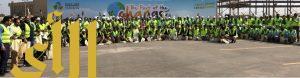 حملة بيئة بلا نفايات (2018) بالجبيل