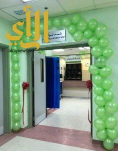 مستشفي العيدابي يفتتح قسم النساء والولادة بسعة 22سريراً