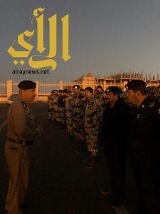 """شرطة عسير تفعل حملة """"وطن بلا مخالف"""" في القرى الواقعة شمال مدينة أبها"""