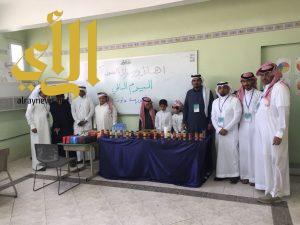 مدرسة عمرو بن العاص في ظهران الجنوب تحتفل باليوم العالمي لمتلازمة داون