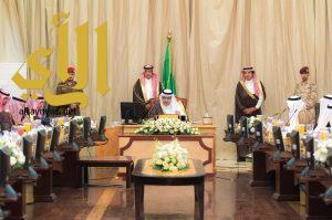 أمير منطقة الباحة يرأس جلسة مجلس المنطقة في دورته الأولى لهذا العام