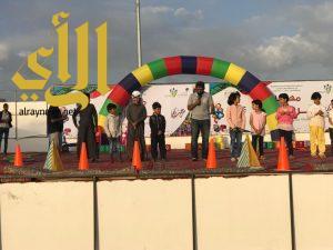 لجنة التنمية الإجتماعية في ظهران الجنوب تنظم برامج ترفيهية للأطفال