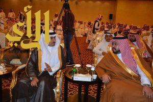 محافظ خميس مشيط يرعى حفل متقاعدي الخطوط السعودية