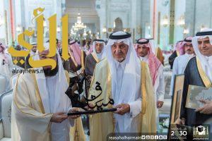 """الفيصل يدشن مبادرة """"ميثاق"""" ضمن فعاليات ملتقى مكة الثقافي"""