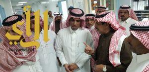 """إدارة """"نادي العين"""" تزور لاعب النادي """"احمد الضويان"""" وتطمئن على صحته"""