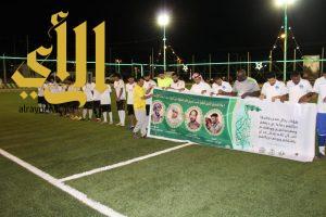 إنطلاق بطولة الشهداء لكرة القدم التي تنضمها بلدية معشوقة ولجنة التنمية ببيده