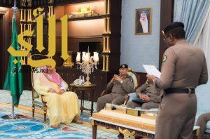 أمير منطقة الباحة يطلع على مراحل قيادة المرأة للسيارة بالمنطقة