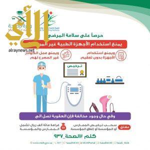 الصحة : حملة توعوية للتأكد من إلتزام عيادات التجميل بالمعايير الصحية