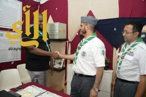 الحربي : معسكرات خدمة المعتمرين تتماشى مع رؤية المملكة 2030