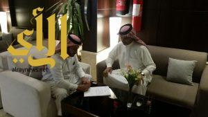 """""""الرأي"""" توقع اتفاقية تعاون مع اللجنة الاجتماعية الأهلية ببني مالك"""