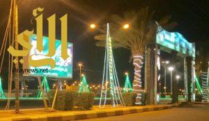 بلدية الصبيخة تنهي استعداداتها لاستقبال عيد الفطر المبارك لعام 1439هـ