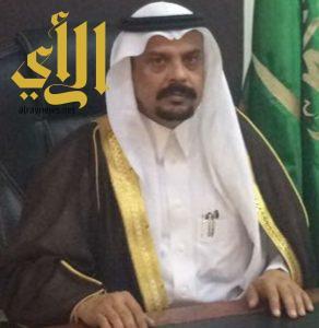 رئيس مركز حجن يهنئ القيادة بمناسبة عيد الفطر المبارك