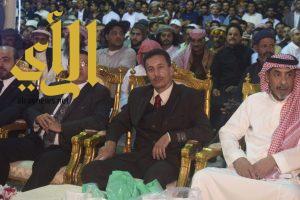 محافظ خميس مشيط يرعى احتفال الجالية اليمنية بعيد الفطر