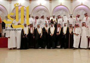 أسرة آل خلوفة تحتفل بأبنائها المتفوقين