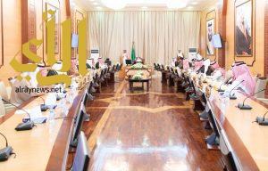 أمير الباحة يجتمع بمدراء الادارات الحكومية