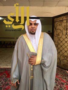 """الشاب """"عبدالكريم ابونخاع"""" يحتفل بزواجه"""