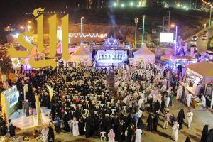 انطلاق فعاليات مهرجان العسل الدولي 11 في الباحة وسط حضور كثيف