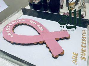 تفعيل اليوم العالمي للسرطان بالكلية التقنية للبنات بالخرج