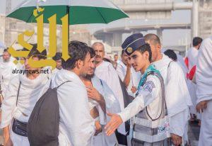 الكشافة السعودية تُرشد (5926) حجاج تائهين في يوم التروية