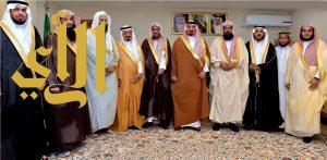 أمير نجران يستقبل مدير فرع وزارة الشؤون الإسلامية والدعوة والإرشاد بالمنطقة