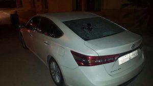 مجهولون يهددون مدير المعهد الصناعي بالأفلاج بالقتل ويحطمون زجاج سيارته