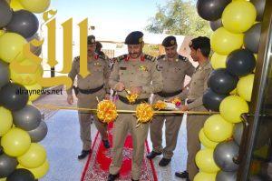 افتتاح مركز شرطة جنوب نجران بعد دمج مركزي الجربة ورجلا