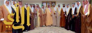 أمير نجران لأعضاء مجلس المنطقة: خدمة الوطن فرض عين مهما اختلفت مواقعكم