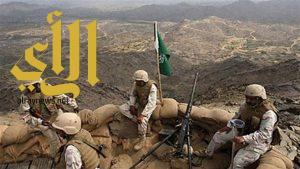 إحباط مخطط للحوثيين لزراعة 300 لغم بمجاري السيول بالحد الجنوبي ومقتل 45 عنصراً