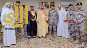 أمير منطقة نجران ينوّه بتوجيهات نائب خادم الحرمين الشريفين برعاية المرابطين طبيًّا