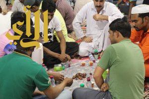 ( 4506 ) صائمٍ استفادوا من مشروع الأجر المضاعف في أول وثاني شهر رمضان